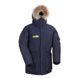 Мужская куртка-аляска БАСК ALASKA BARNEO, синий