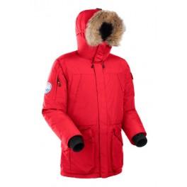 Мужская куртка-аляска БАСК ALASKA V2,красный