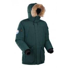 Мужская куртка-аляска БАСК ALASKA V2, морская волна