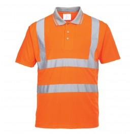 Светоотражающая футболка Portwest RT22 оранжевый