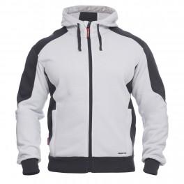 Флисовая куртка Engel Galaxy Sweat Cardigan 8820-233, Белый/серый