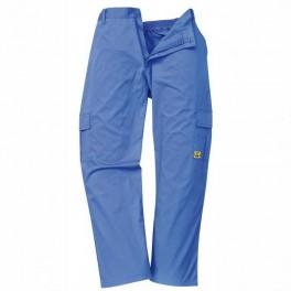 Антистатические брюки Portwest AS11, синие