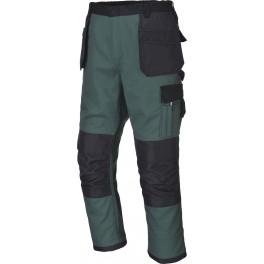Рабочие брюки Portwest TX32, Зеленый/черный
