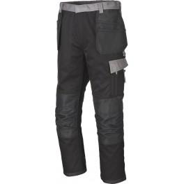 Рабочие брюки Portwest TX32, Черный/серый