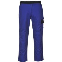 Рабочие брюки Portwest TX36, Синий/темно-синий