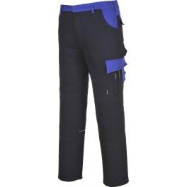 Рабочие брюки Portwest TX36, Темно-синий/синий