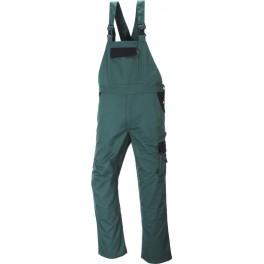 Рабочий полукомбинезон Portwest TX39, Зеленый/Черный