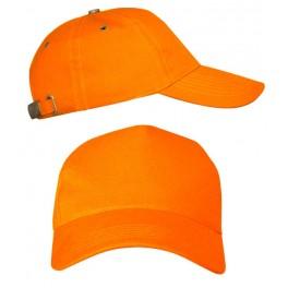 Бейсболка для логотипа Leader 100, Оранжевый