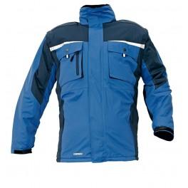 Зимняя рабочая куртка Cerva Аллин (Allyn), Синий 2 в 1