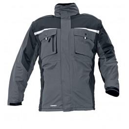 Зимняя рабочая куртка Cerva Аллин (Allyn), Серый 2 в 1