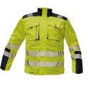 Сигнальная рабочая куртка Cerva Аллин (Allyn), Желтый
