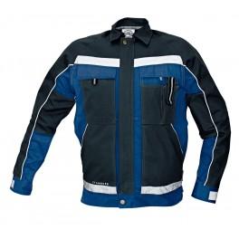 Рабочая куртка Cerva Станморе (Stanmore), Черный / Синий