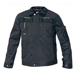 Рабочая куртка Cerva Ольза (Olza), Черный