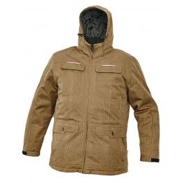 Зимняя рабочая куртка Cerva Ольза (Olza), Коричневый