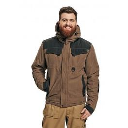 Зимняя рабочая куртка Cerva Нареллан (Narellan), Коричневый