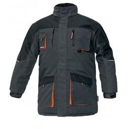 Зимняя рабочая куртка-парка Cerva Эмертон (Emerton), Черный