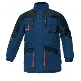 Зимняя рабочая куртка-парка Cerva Эмертон (Emerton), Синий