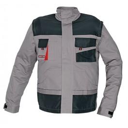 Рабочая куртка Cerva Эмертон (Emerton), 2 в 1, Серый