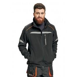 Рабочая куртка SoftShell Cerva Эмертон (Emerton)