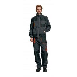 Рабочие брюки Cerva Эмертон (Emerton), Черный