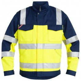 Сигнальная рабочая куртка Engel Light 1501-520, Желтый
