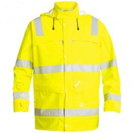 Сигнальный дождевик Engel Rain Jacket 1911-102, Желтый