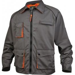 Рабочая куртка Delta Plus M2Ves, серый/оранжевый