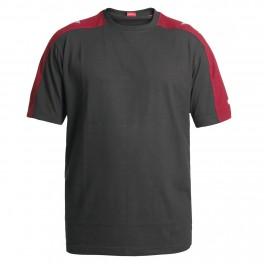 Футболка Engel (Дания), 9810-141, серый/красный