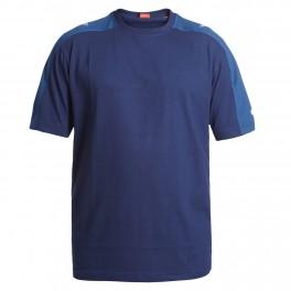 Футболка Engel (Дания), 9810-141, темно-синий/синий