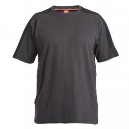 Футболка Engel (Дания), 9810-141, серый/черный