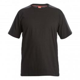 Футболка Engel (Дания), 9810-141, черный/серый