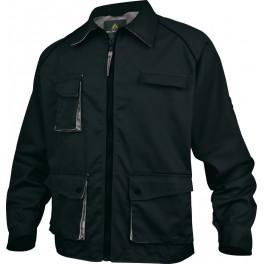 Рабочая куртка Delta Plus M2Ves, черный/серый