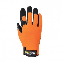 Рабочие перчатки Portwest A700. Чёрный.