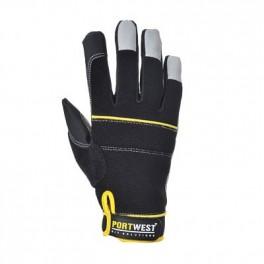 Рабочие перчатки Portwest A710. Чёрный.