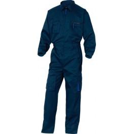 Рабочий комбинезон Panoply Delta Plus M2 Com, темно-синий/синий