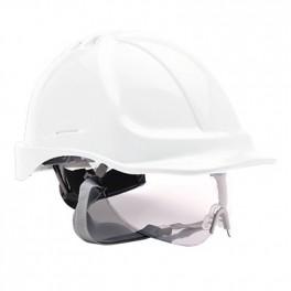 Защитная каска Portwest 55, белый.