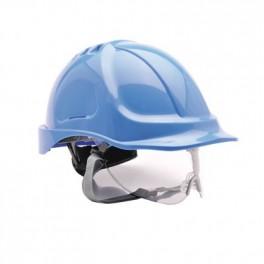 Защитная каска Portwest PW55, синий.