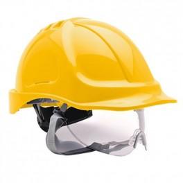 Защитная каска Portwest PW55, жёлтый.