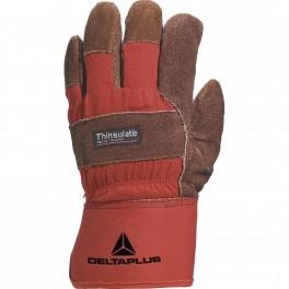 Антипорезные утепленные перчатки Delta Plus DC THI