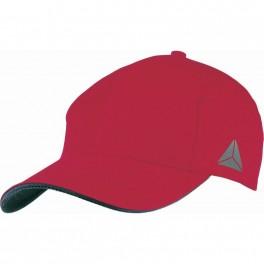 Бейсболка Delta Plus VERONA, Красный