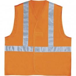 Сигнальный жилет Delta Plus GILP4, Оранжевый