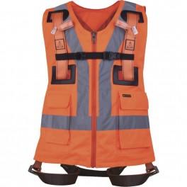 Страховочная привязь Delta Plus HAR12GIL, Оранжевый