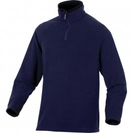 Флисовая рабочая куртка Delta Plus ALMA, Темно-синий