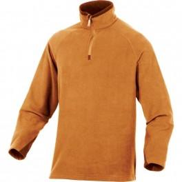 Флисовая рабочая куртка Delta Plus ALMA, Оранжевый