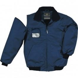 Утепленная рабочая куртка Delta Plus RENO, Темно-синий