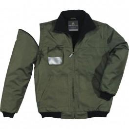 Утепленная рабочая куртка Delta Plus RENO, Зеленый