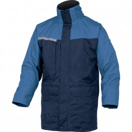Утепленная рабочая куртка Delta Plus ALASKA, Синий