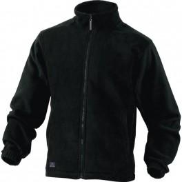 Флисовая рабочая куртка Delta Plus VERNON, Черный
