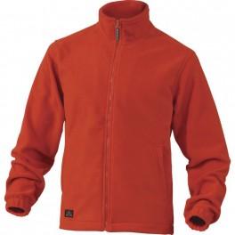 Флисовая рабочая куртка Delta Plus VERNON, Оранжевый