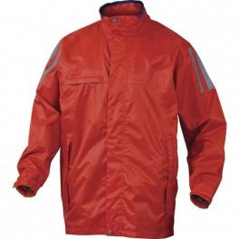 Рабочая куртка влагозащитная Delta Plus KISSI, Красный